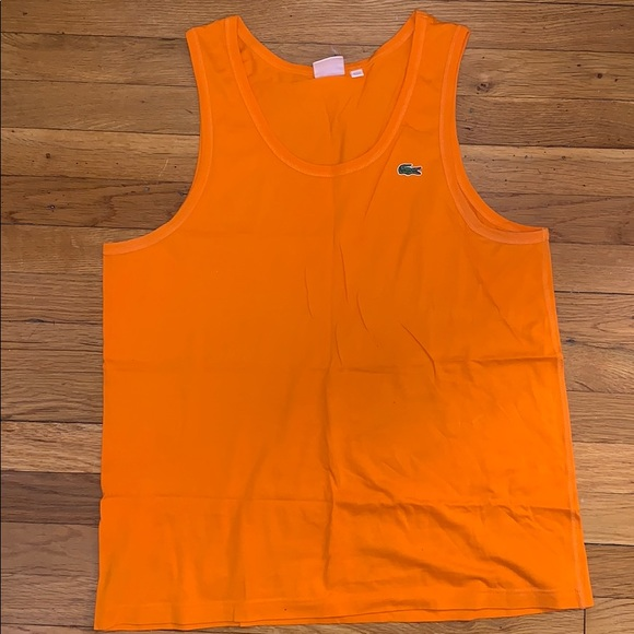 2b330a8a19058 Lacoste Other - Lacoste tank top men 6. large authentic